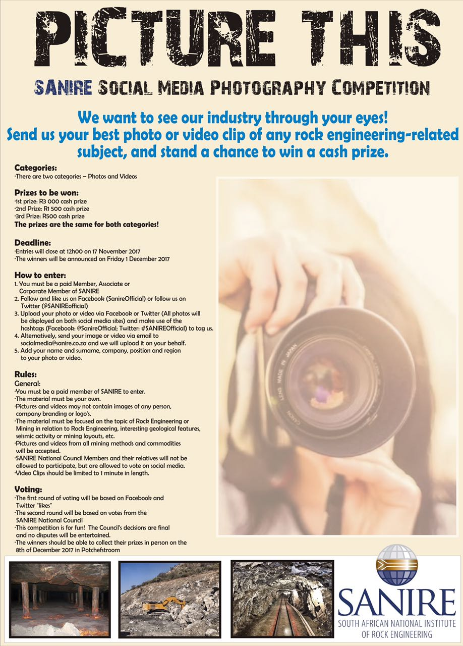 Picture This - SANIRE Social Media Photography Competition